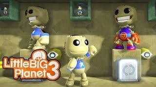 LittleBIGPlanet 3 - Buddyman & Kick the Buddy Costume Giveaway [M1CKDOWS47] - Playstation 4
