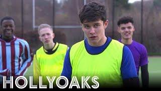 Hollyoaks: Ollie's Football Disaster