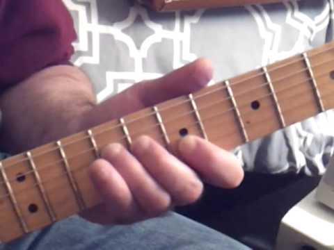 Eagles Try And Love Again Guitar Solo Lesson Youtube
