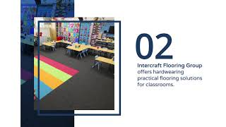 High-Quality Carpet Tile Flooring by Intercraft Flooring Group