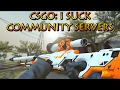 CSGO AWP ONLY COMMUNITY SERVER l I SUCK