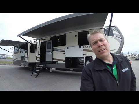 2018 Keystone Montana 3810ms Luxury Fifth Wheel With