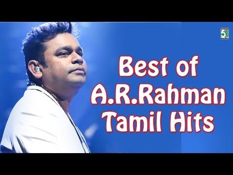 A.R.Rahman Best Tamil Audio Jukebox