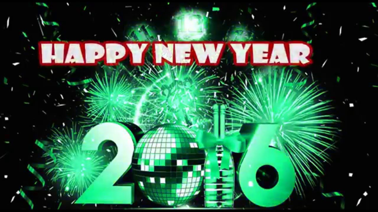 happy new year 2016 beautiful wishesnew year greetingswhatsapp videoe cardfull hd video 14 youtube