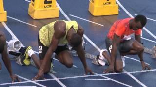 100 м. мужчины Усейн Болт  Toronto, Ontario, Canada.mp4