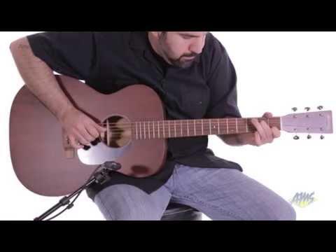 Martin 00015M Mahogany Acoustic Guitar - C.F. Martin 00015M