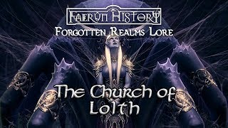 the-church-of-lolth-forgotten-realms-lore