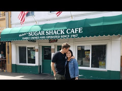 Sugar Shack Cafe || A Quick Trip To Cali