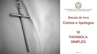 Estudo do livro Contos e Apólogos - 10 PARÁBOLA SIMPLES