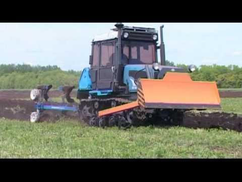 Ниссан Патрол 60 на тракторных мостах МТЗ 82 - YouTube