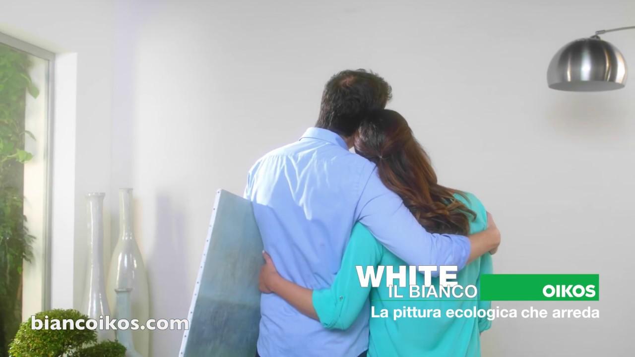 Spot white il bianco oikos la pittura ecologica che for Lideo arreda