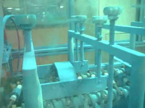 electrostatic armature powder coating machine