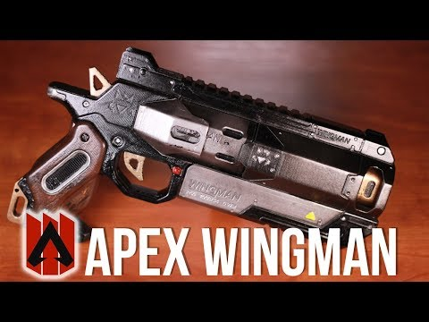 Apex Legends Wingman 3D Build