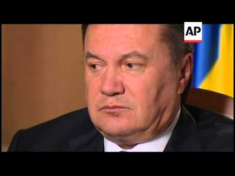 Interview with Ukraine