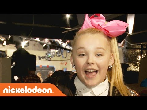 Behind the s w Jojo Siwa, Lizzy Greene & More  Nick's Sizzling Summer Camp Special