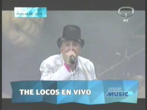 Pepsi Music 2009 - The Locos - Como un animal