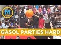 Marc Gasol clearly had the most fun at the Toronto Raptors championship parade | Your Morning