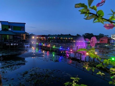 Lake Pori Restaurant & Resort | Purbachol 300 FT| Rudro Vlog