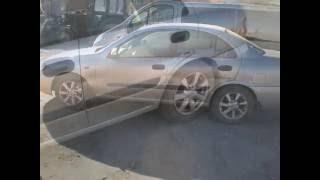 видео Как выполнить кузовной ремонт автомобиля nissan almera без покраски