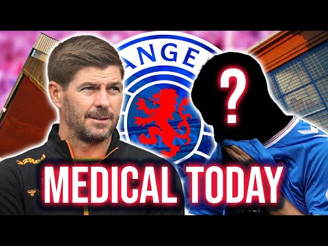 Medical today: English big hitters agree to sign Rangers player