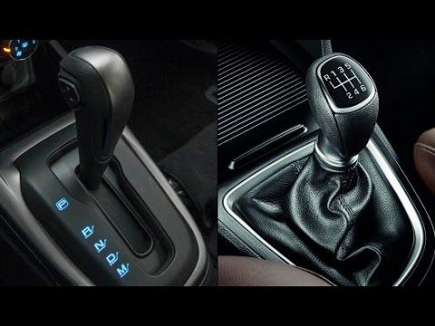 Carro automático ou manual?