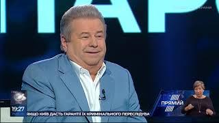 """Михайло Поплавський гість ток-шоу """"Ехо України"""""""