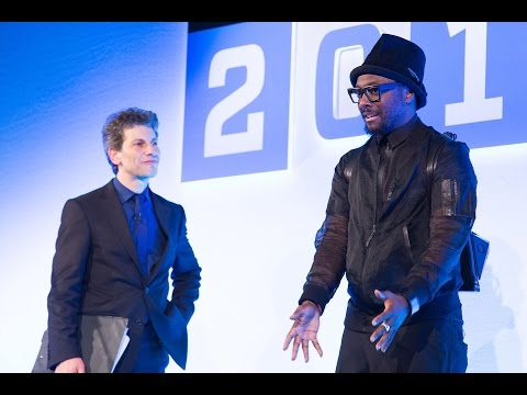 Will.i.am and Zaha Hadid Reveal PULS Designs| WIRED 2014 | WIRED
