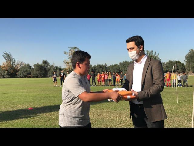 Erzin Belediyesi Futbol Okulu
