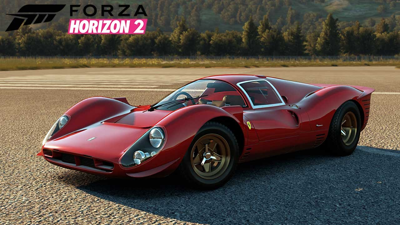 forza horizon 2 ferrari 330 p4 youtube. Black Bedroom Furniture Sets. Home Design Ideas