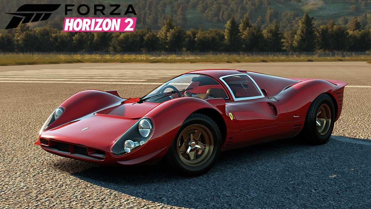 Forza Horizon 2 - Ferrari 330 p4 - YouTube