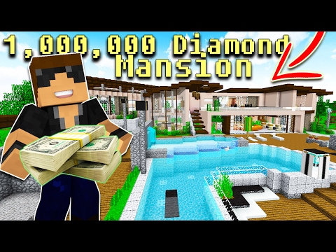Most Expensive Mansion in Minecraft?!