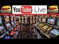 LIVE SLOT MACHINE CASINO PLAY with SIZZLING, JEN & CHUCK ...