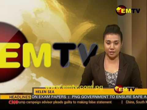 EMTV News – 31st October, 2017