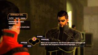 Deus Ex: Human Revolution - Dialogue 11