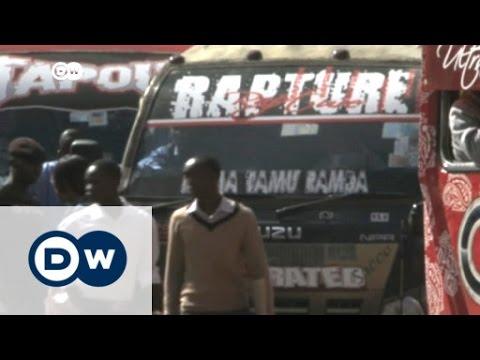 Kenya: Matatu buses promote DJ careers | DW News