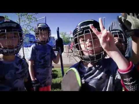 Play On 2016 Edmonton Street Hockey Tournament Youtube