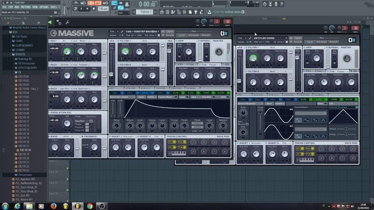 Download Sound Design Tutorial (ITA) - Massive - Dubstep Bass#02 by CWS