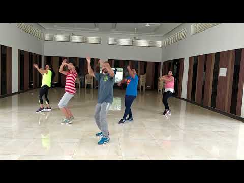 Zumba workout on Khalibali | Padmaavat | Bollywood Fitness | Zumba Fitness