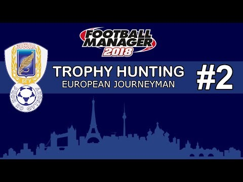 FM18 Journeyman - Episode 2 - JOB OFFERS!