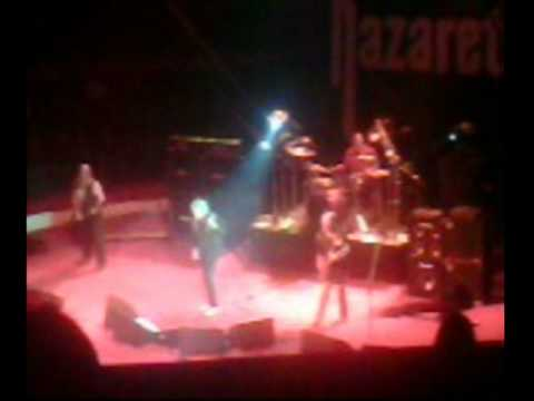 Nazareth in Novosibirsk (Radio, Big Dogz (2011))