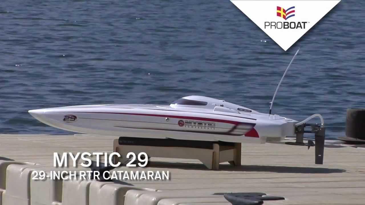 Mystic 29 Catamaran BL by Pro Boat