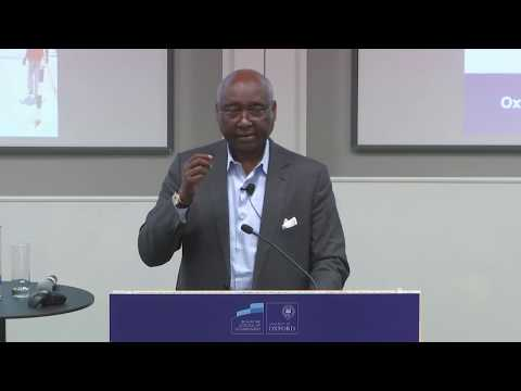 Dr. Donald Kaberuka -  Reforming the African Union (2017)