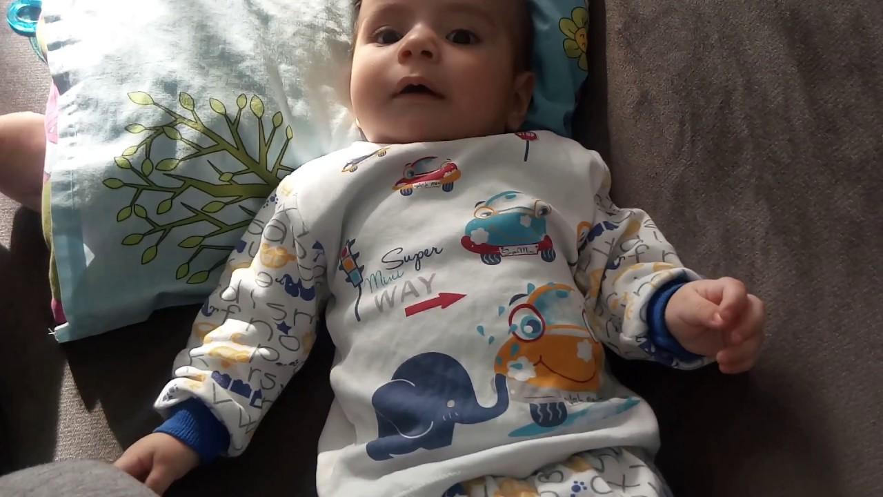 4 aylık çocuk gelişimi