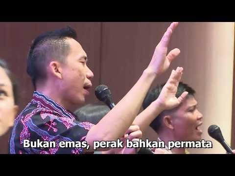 Yesus NamaMu Indah - Worship Ibadah Raya 2 GBI MPI, 28 Januari 2018