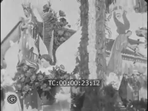 El video más antiguo del rezado Virgen de Guadalupe en Guatemala