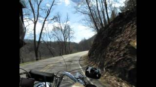 tom dooley ride wilkes caldwell co nc march 2011 beezak