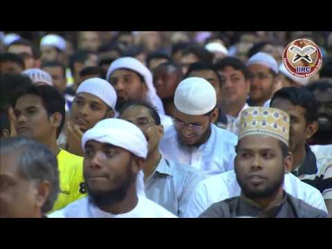1:53:05 Dr Zakir Naik - Question & Answer In English In Dubai 2017