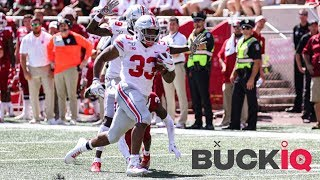 BuckIQ: Hard-running Master Teague gives Ohio State depth, options