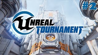 Just a normal Unreal Tournament gameplay #2 - (Dominating)