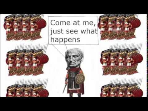 Veni Vidi Vici: The Legacy of Julius Caesar